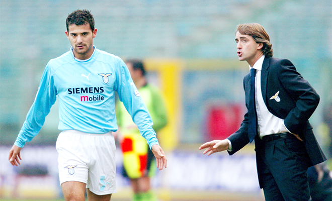 Dejan Stankovic Playing for Lazio, Source: thethaovanhoa.vn