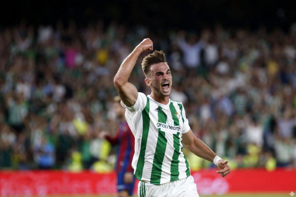 Fabian Ruiz of Real Betis, Source- laroma24.it