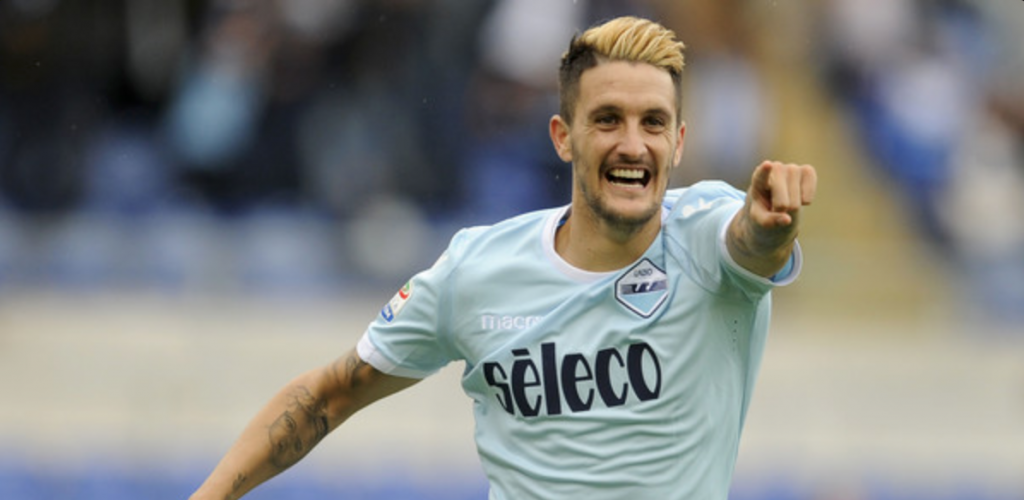 Luis Alberto of Lazio, Source: zimbio.com
