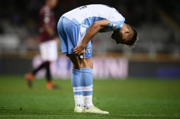 Ciro Immbile Injured, Source- calciomercato.com