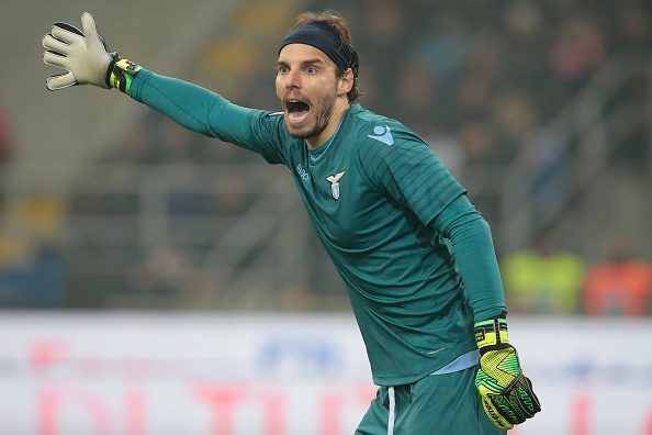 Federico Marchetti, Source- Getty Images