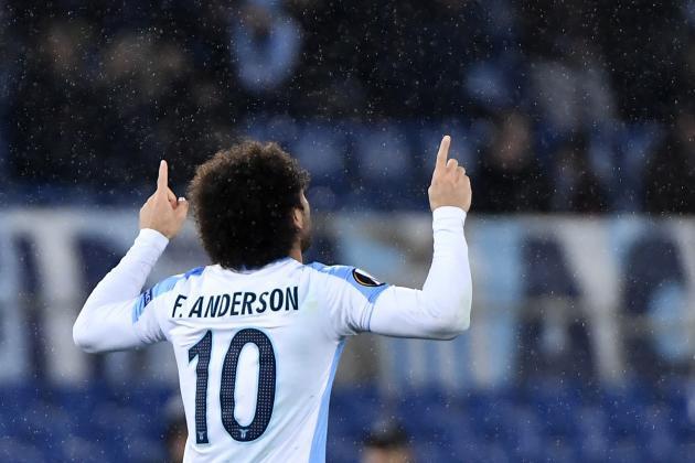 Felipe Anderson of Lazio, Source- GettyImages