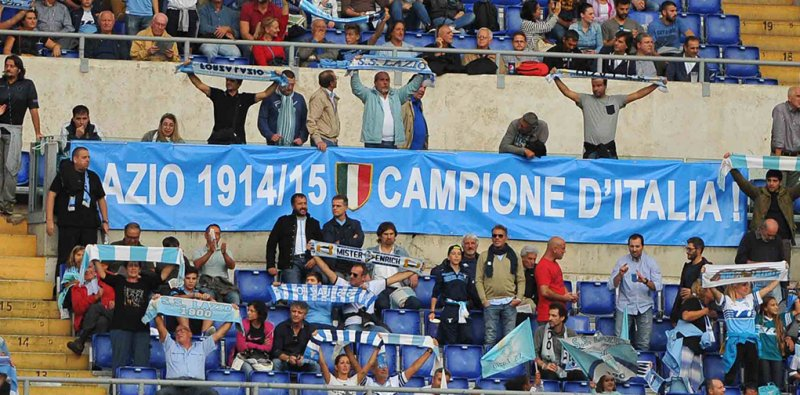 Lazio Scudetto Champions of the 1914:15 Season? Source- Ultim'ora News