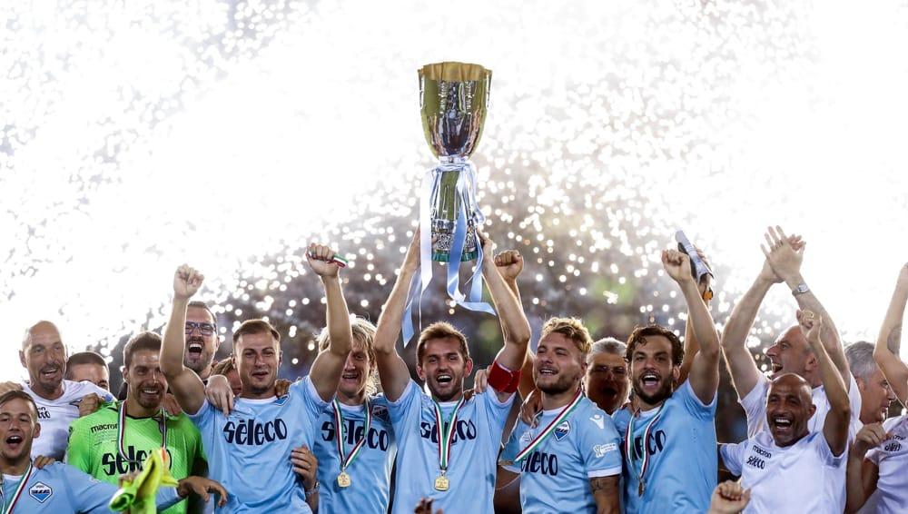 Lazio Supercoppa, Source- RomaToday