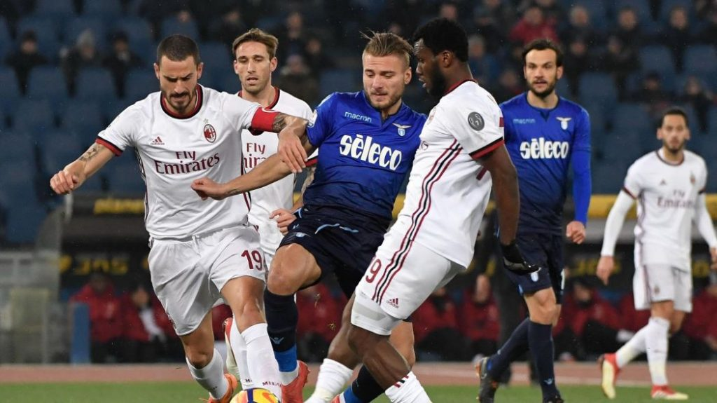 Lazio vs Milan, Source- it.eurosport.com