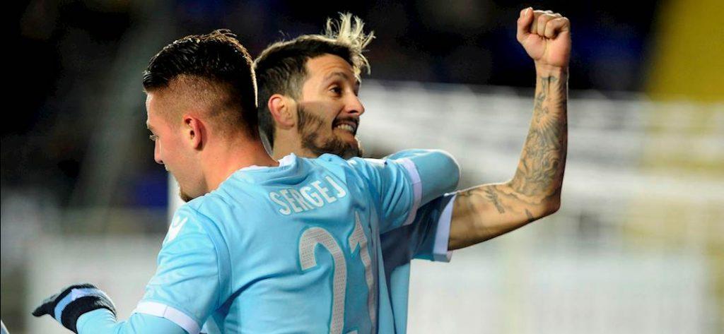 Luis Alberto & Sergej Milinkovic-Savic / S.S. Lazio