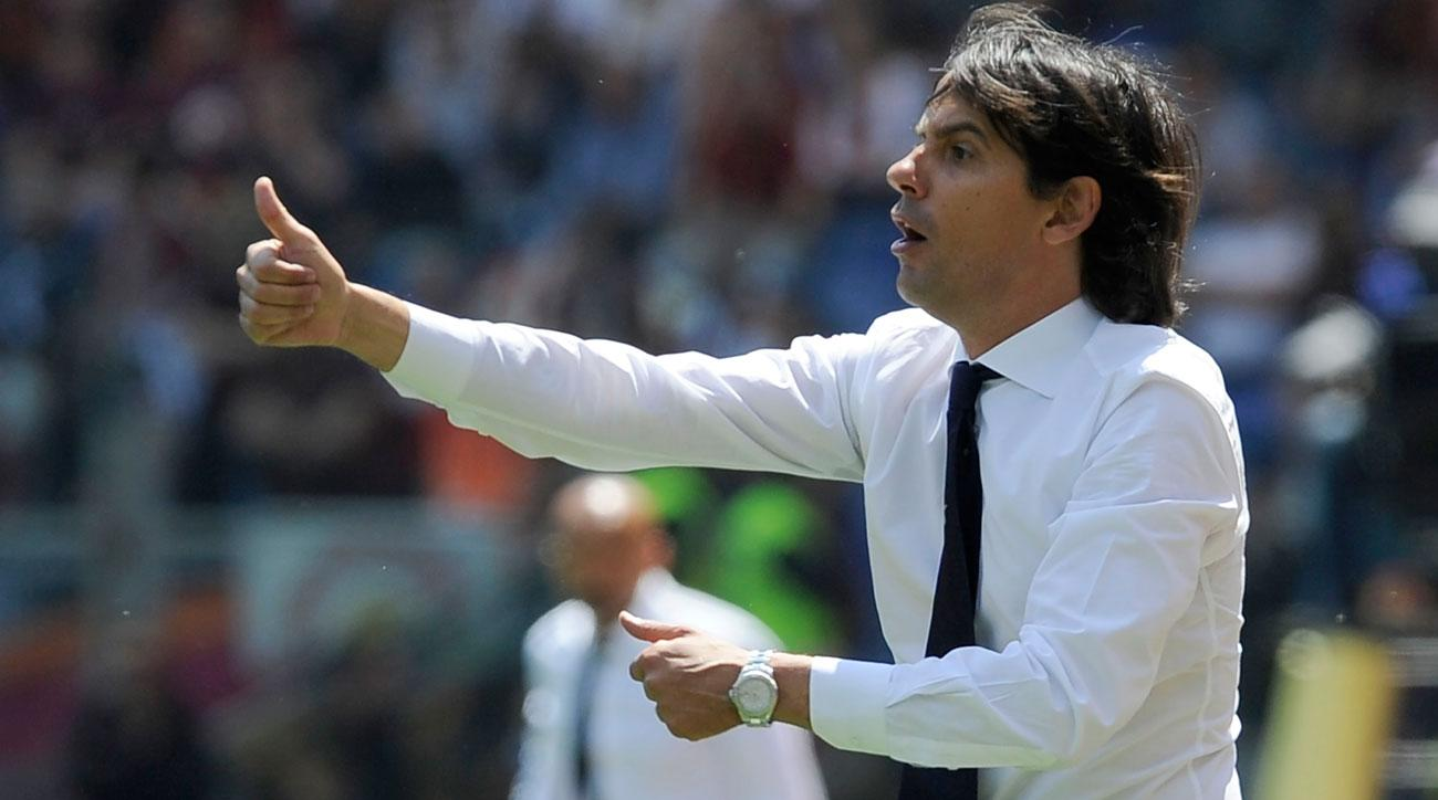 Simone Inzaghi - Source: Sports Illustrated