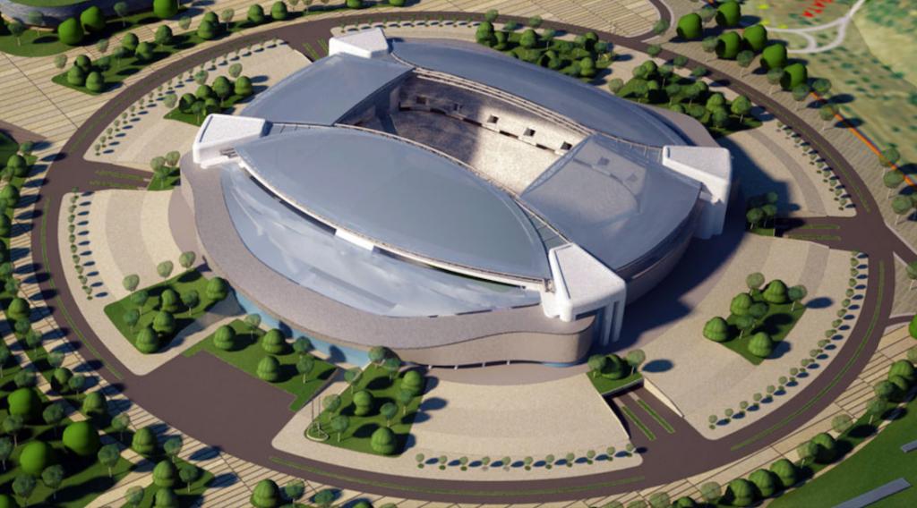 Stadio delle Aquile, Source- AMA Group