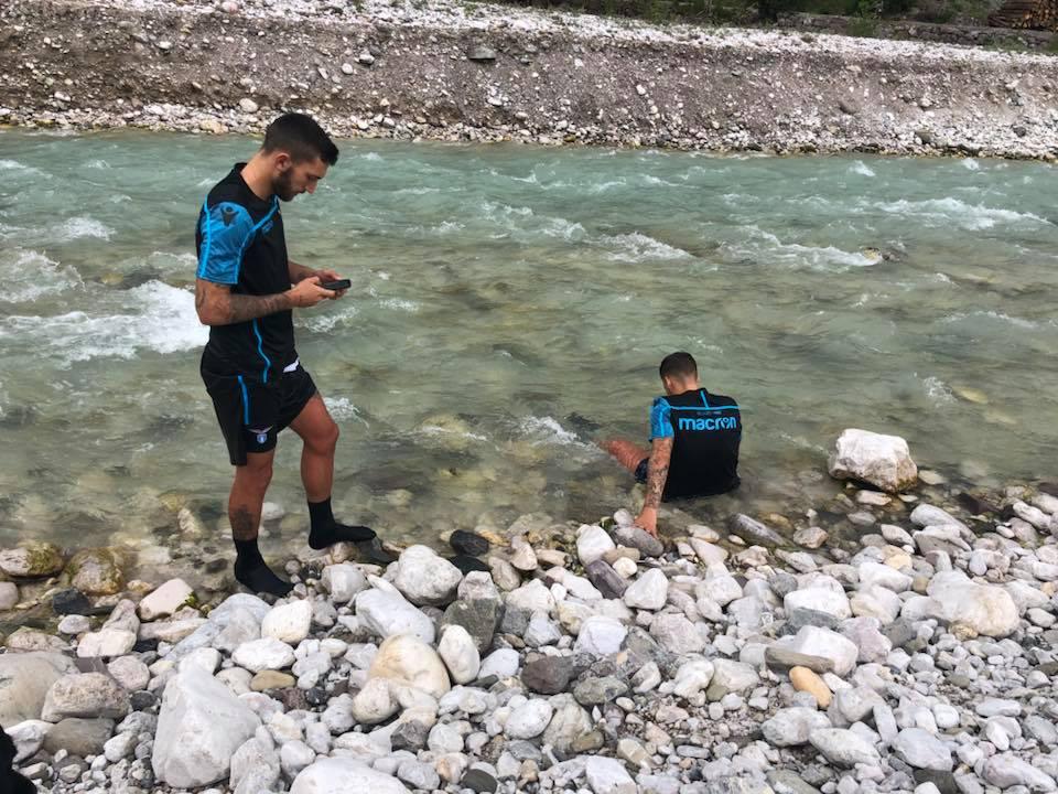 Cataldi and Murgia, Source- S.S.Lazio Official