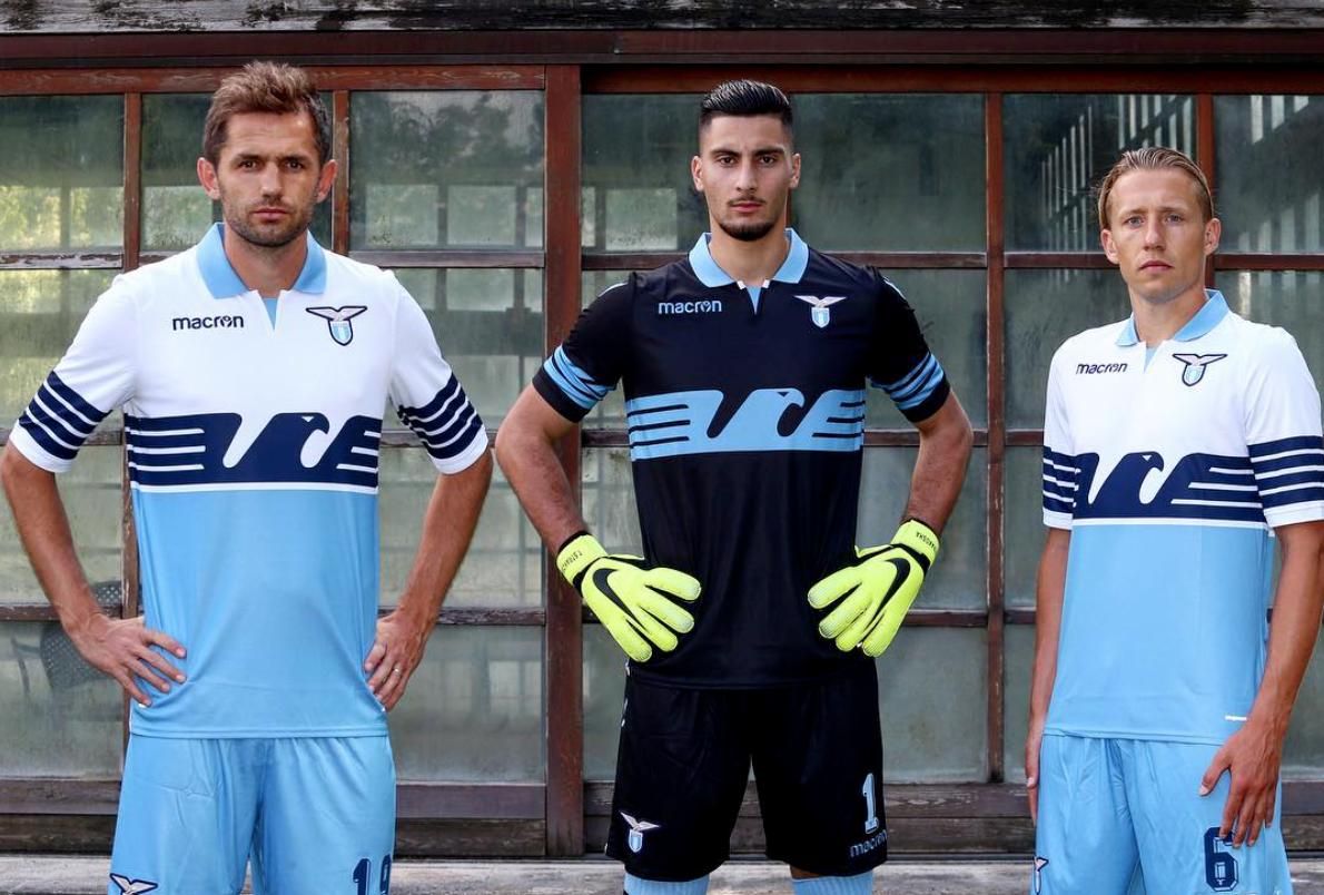 Lazio 2018/19 Kits Unveiled | The Laziali