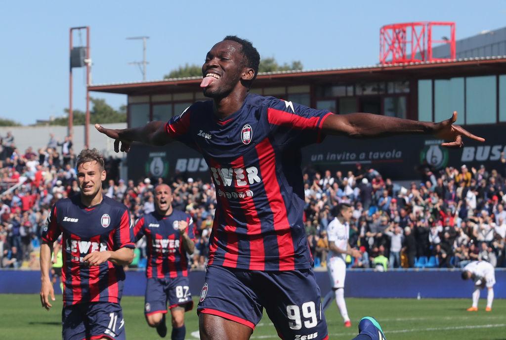 Report: Lazio look towards Crotone's Simy for attacking depth | The Laziali