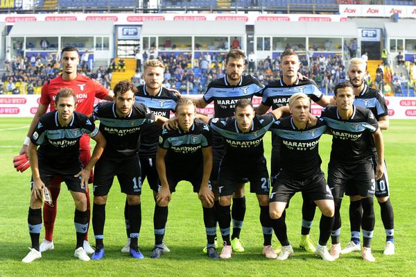 Lazio squad pictures, Source- zimbio.com