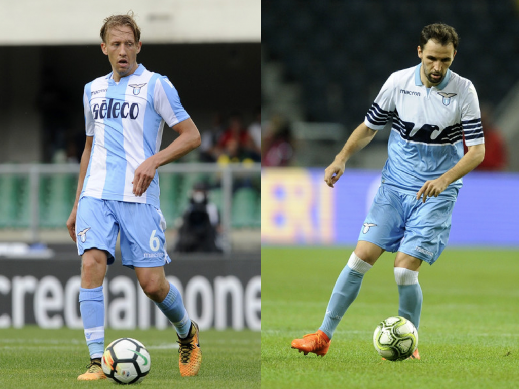 Lucas Leiva and Milan Badelj Injured