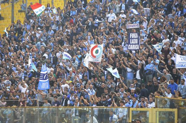 S.S.Lazio Fans, Source- zimbio.com
