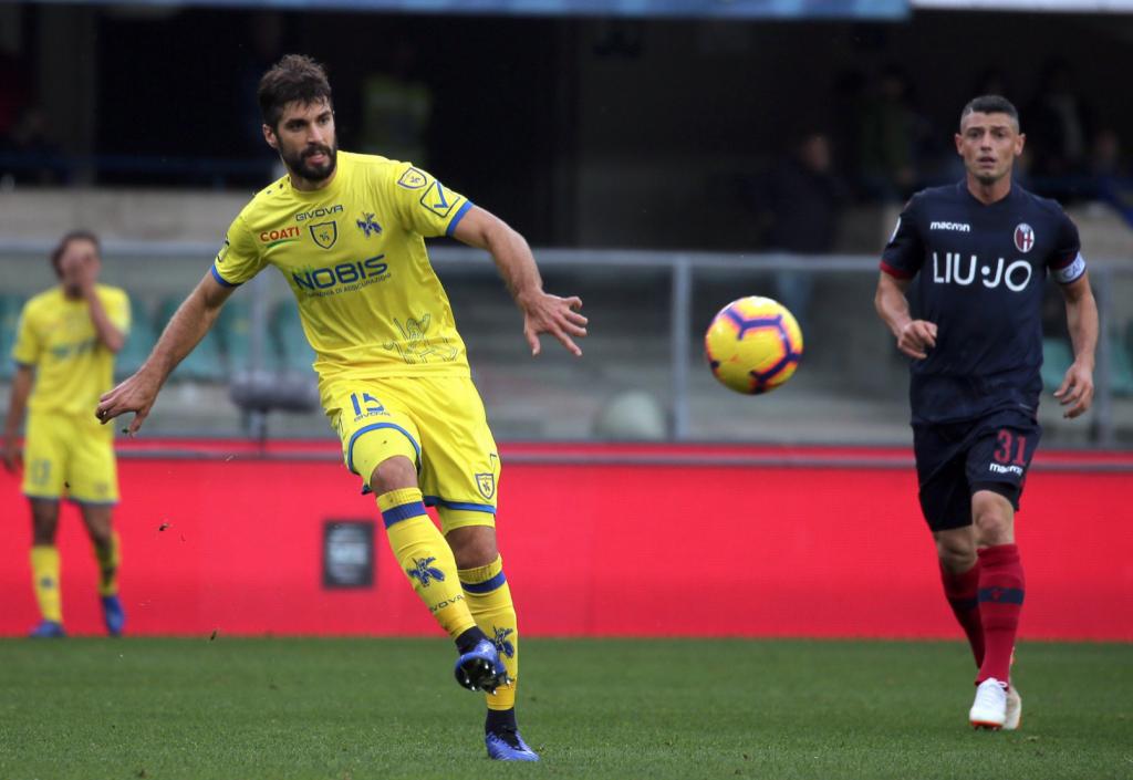 Chievo Verona vs Bologna, Source- Chievo Verona Official
