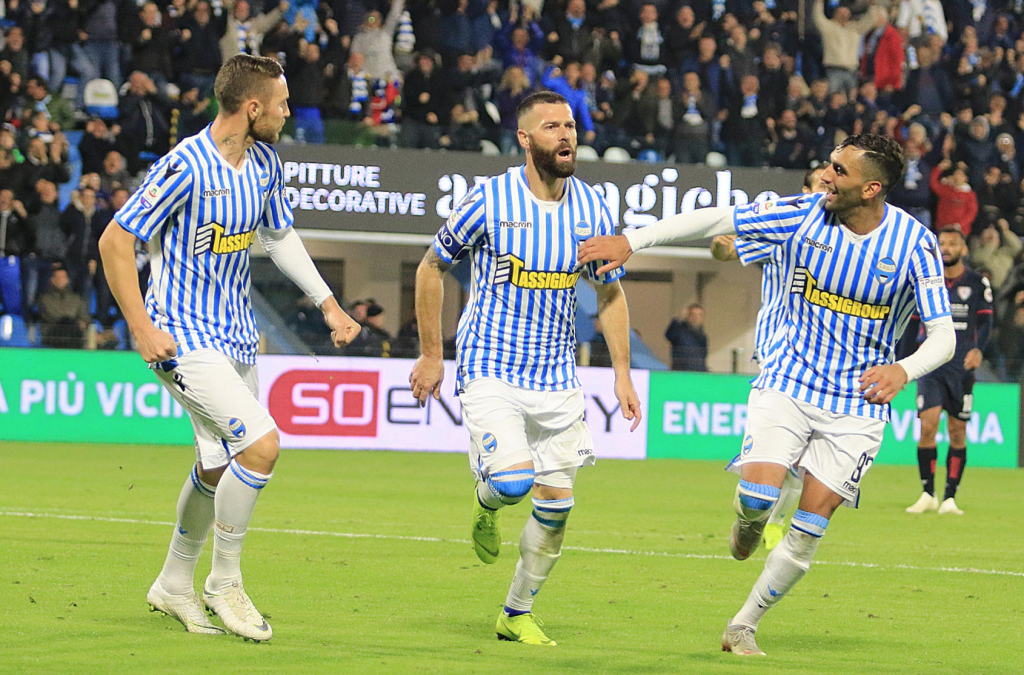 SPAL vs Cagliari, Source- OfficialSpalFerrara