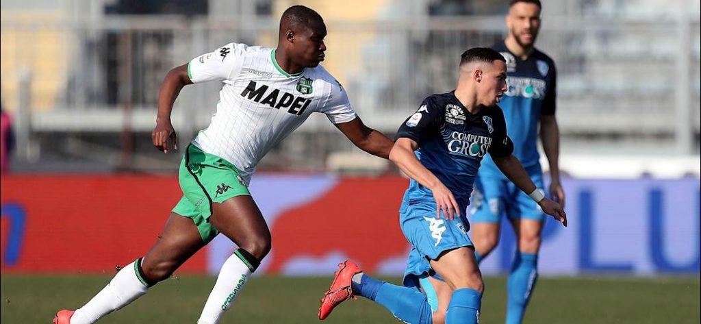 Empoli vs Sassuolo, Source- Fantagazzetta.com
