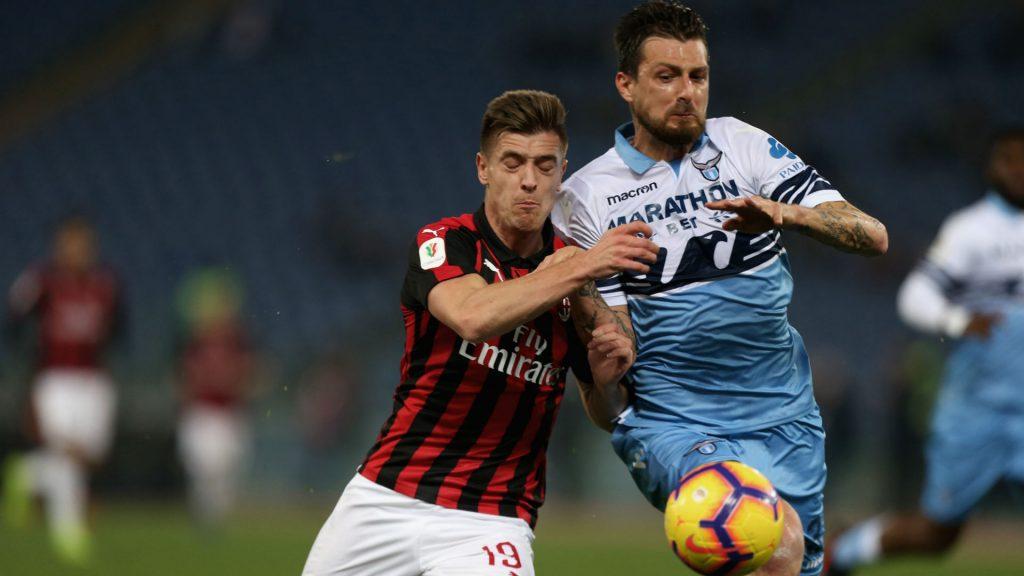 Krzysztof Piatek and Francesco Acerbi, Source- goal.com