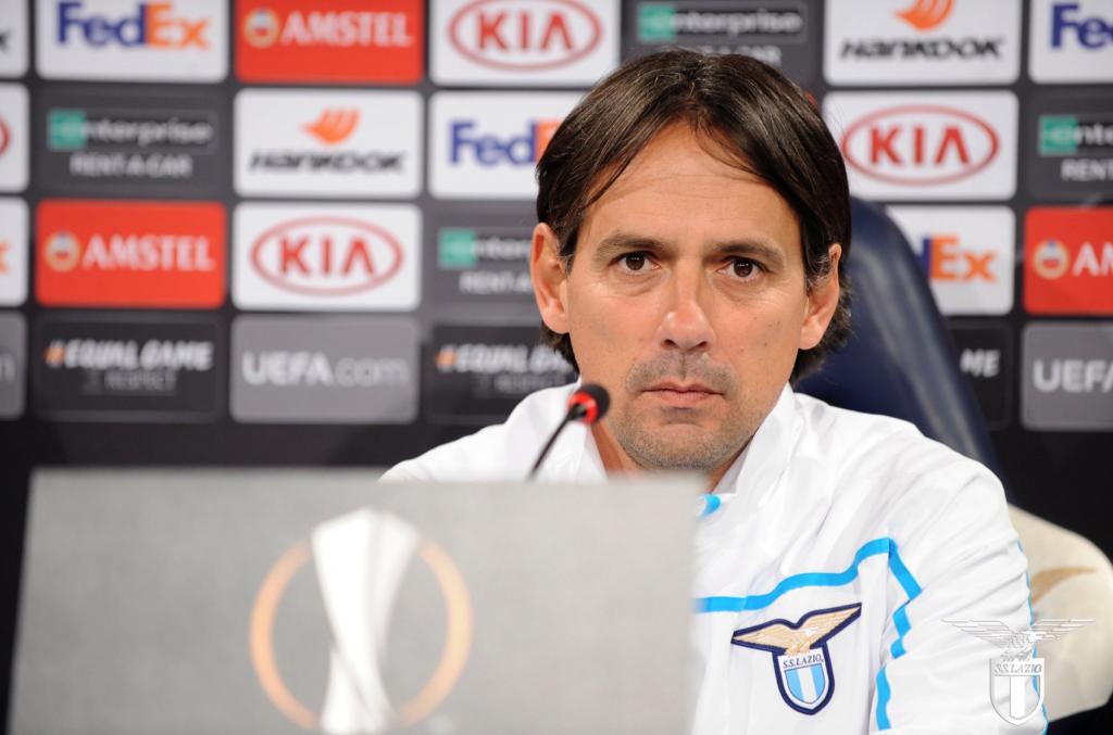 Simone Inzaghi, Source- Official S.S. Lazio