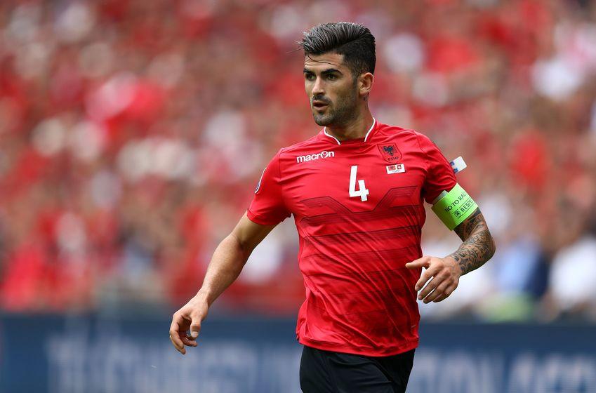 Elseid Hysaj, Source- Pain in the Arsenal