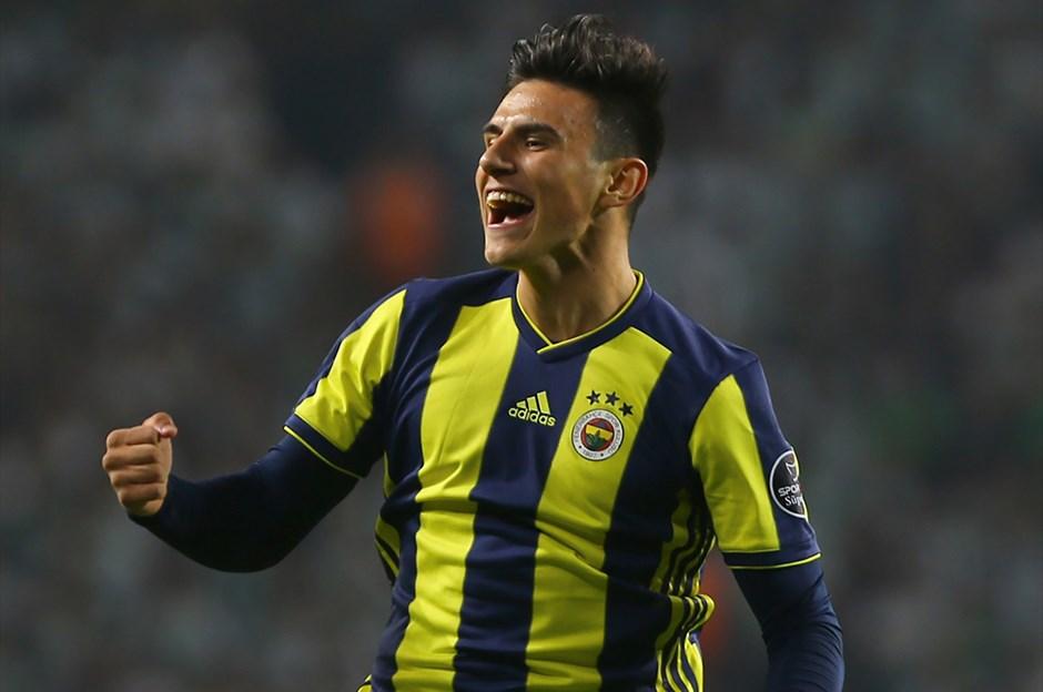 Eljif Elmas, Source- Getty Images