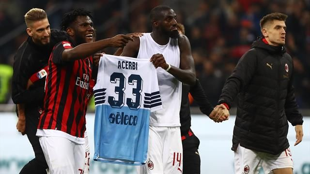 Franck Kessie and Tiemoue Bakayoko, Source- Corriere dello Sport
