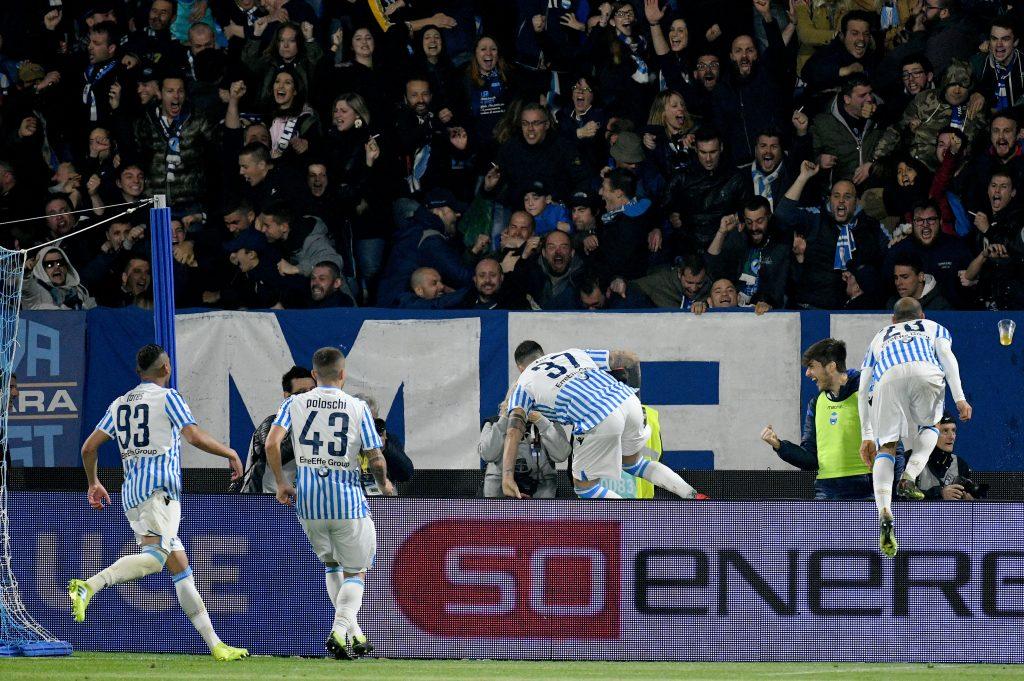 Spal vs Lazio, Source- Fantamagazine