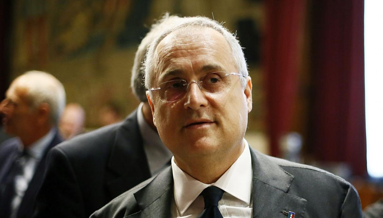 Claudio Lotito, Source- giovanilinazionali.it