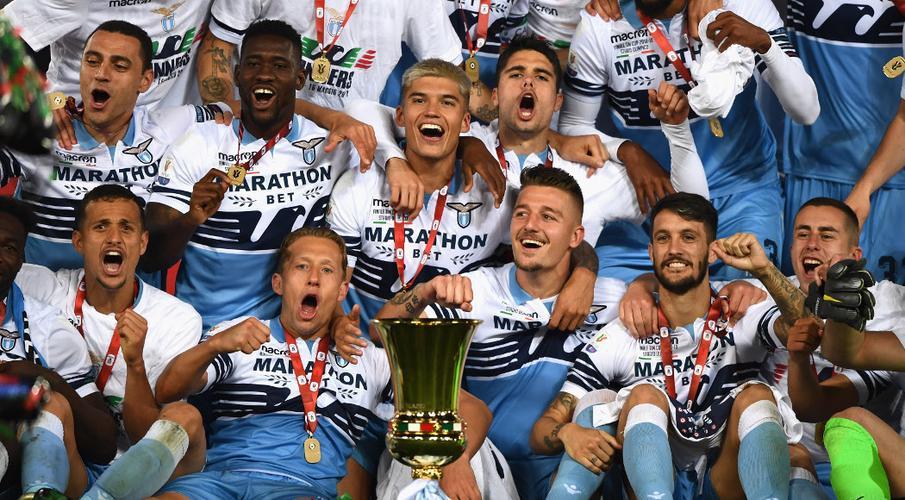 Lazio and the Coppa Italia, Source- SuperSport