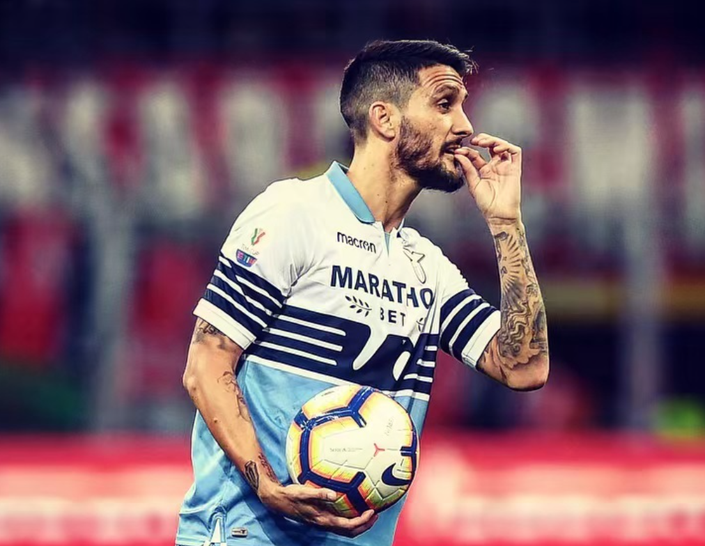 Luis Alberto, Source- Official S.S.Lazio