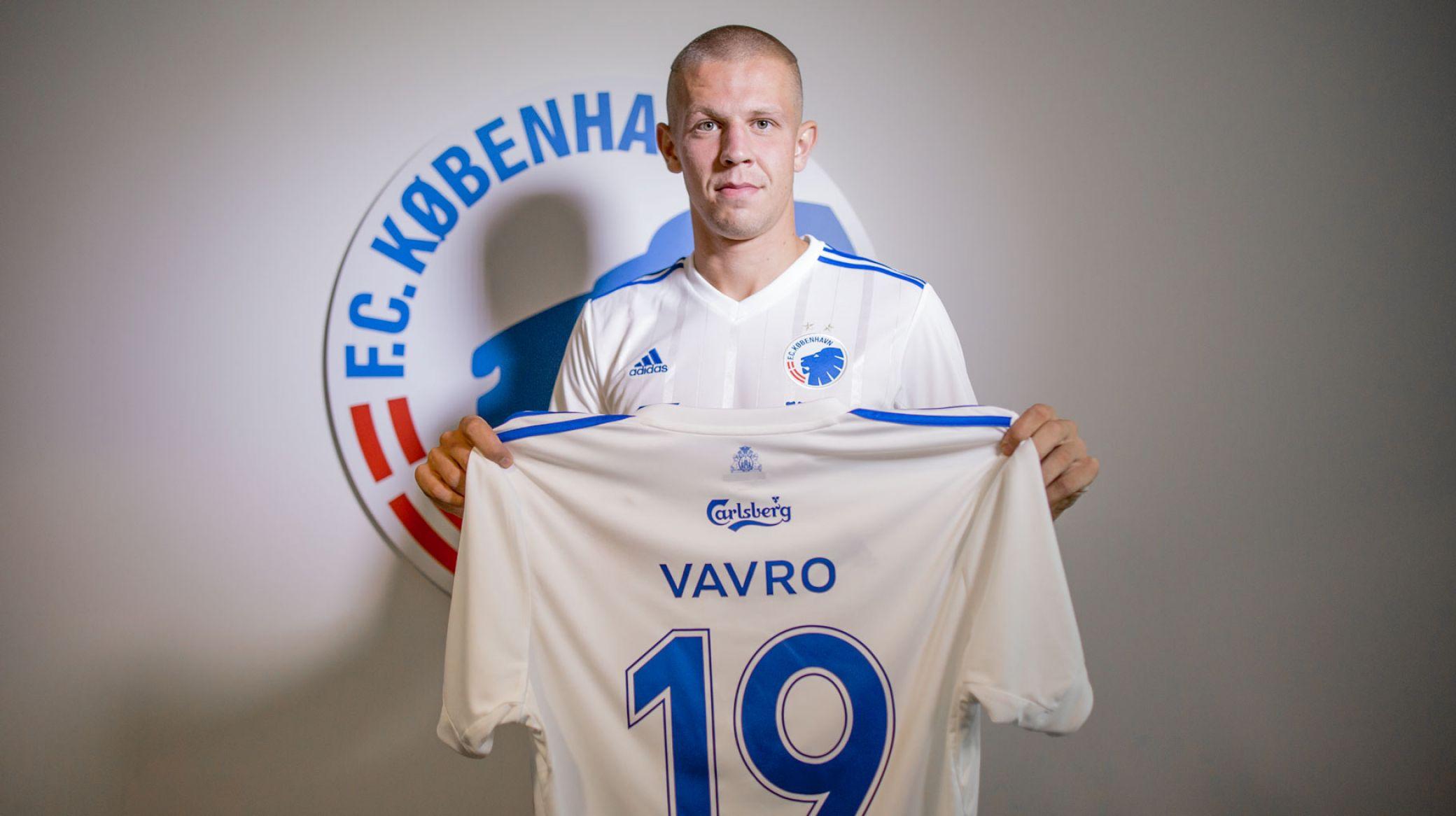 Denis Vavro - FCK