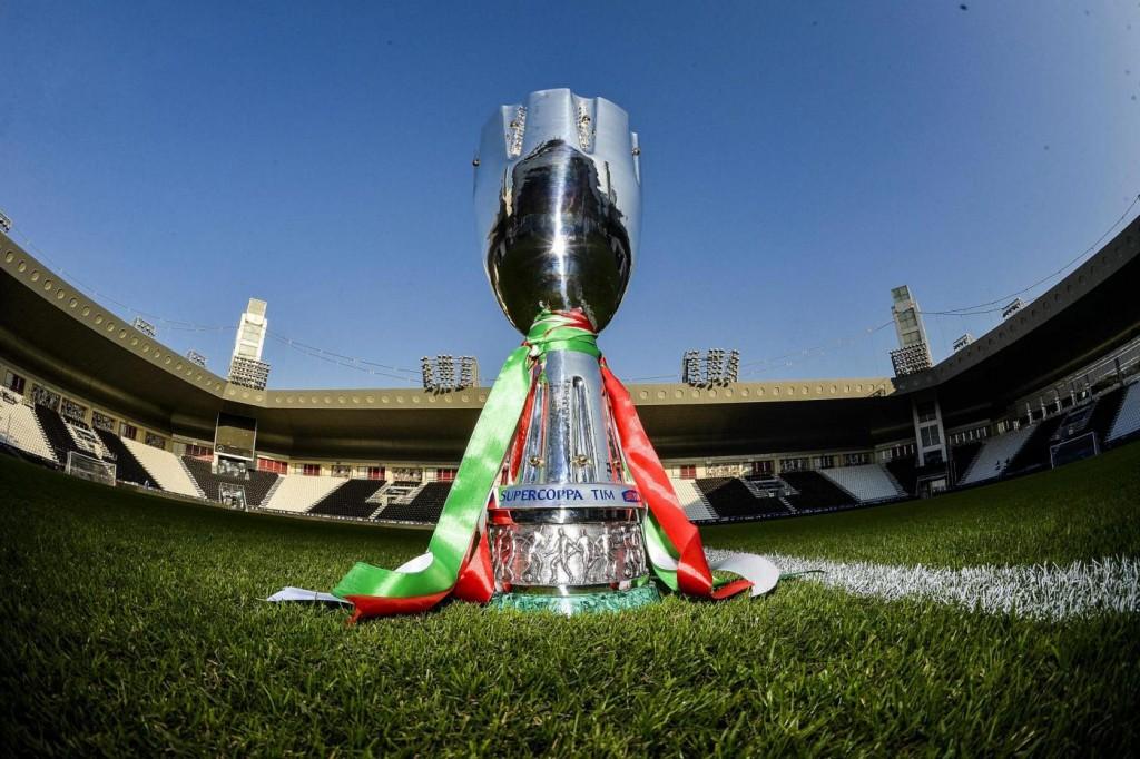 Supercoppa Italiana, source: ItaSportPress
