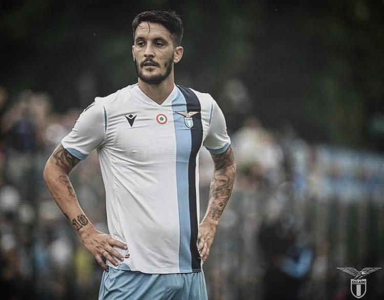 Luis Alberto, Source- Official S.S.Lazio
