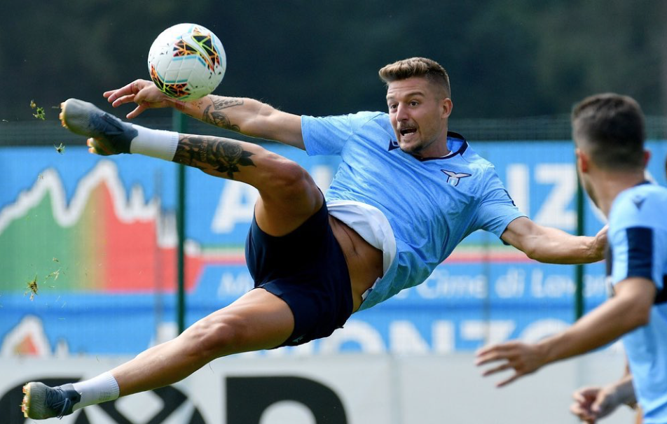 Sergej Milinkovic-Savic, Source- @marco_rosi_photographer