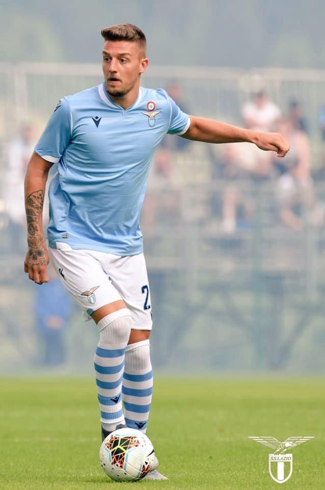 Sergej Milinkovic-Savic, Source- Official S.S.Lazio