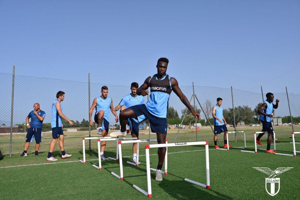 Felipe Caicedo / Lazio, Source- Official S.S.Lazio
