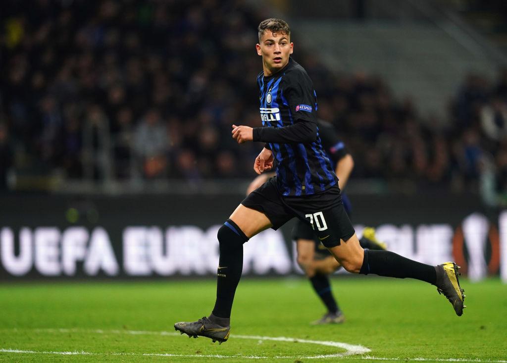 Sebastiano Esposito - Source - Passione Inter