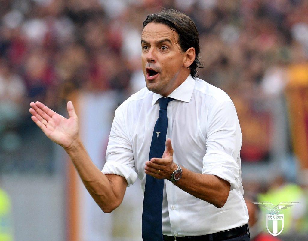 Simone Inzaghi, Source- Official S.S.Lazio