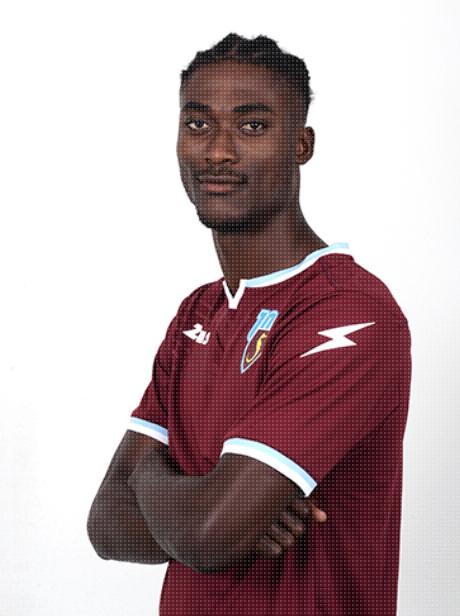 Cedric Gondo, Source- Salernitana Official Website