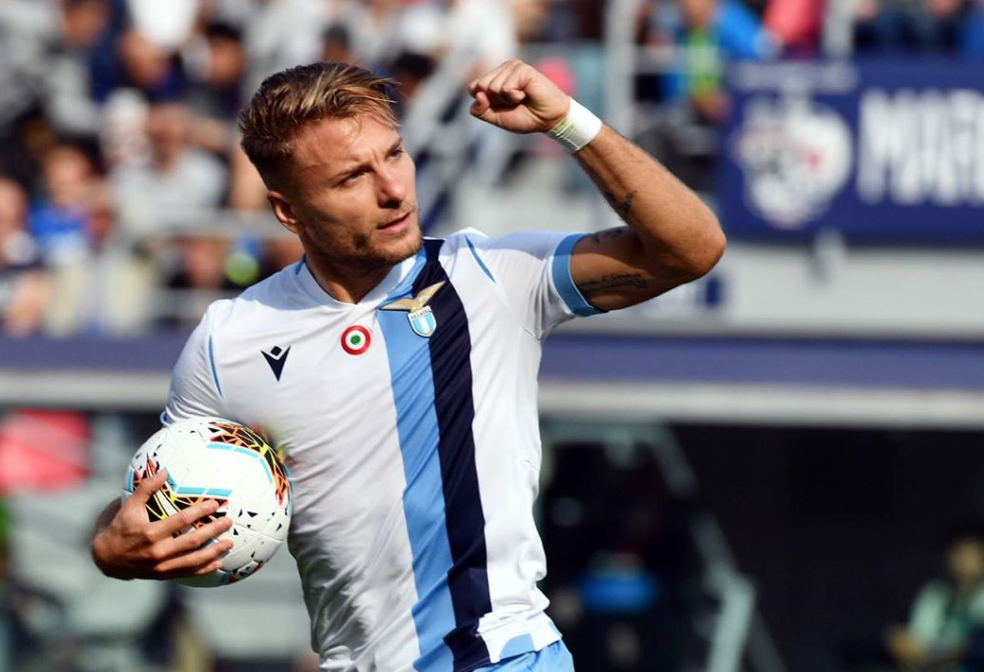 Ciro Immobile, Source- Marco Rosi