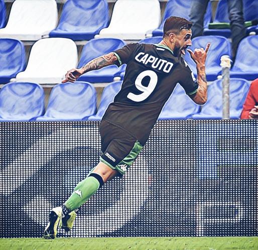 Francesco Caputo, Source- @MattyLewis11