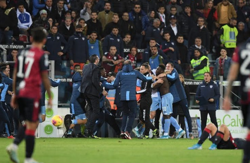 Cagliari vs Lazio, Source- Getty Images