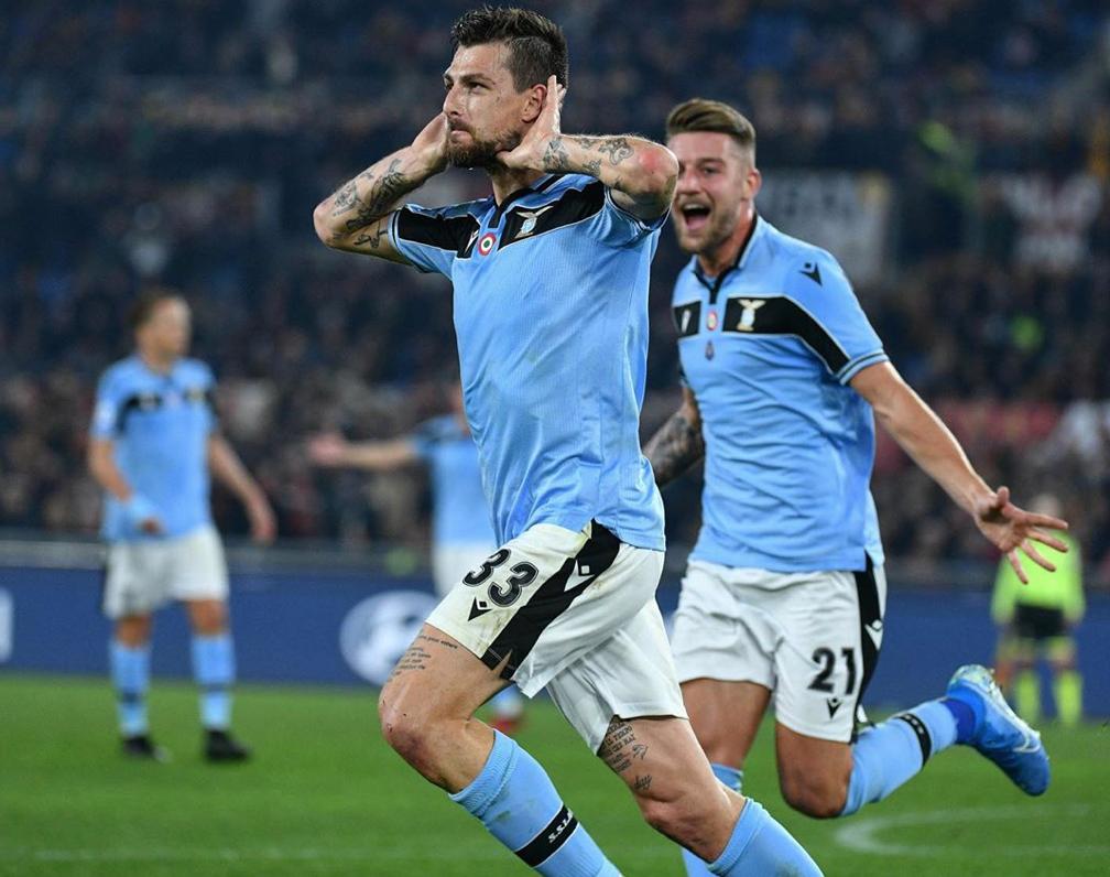 Francesco Acerbi, Source- Official S.S.Lazio