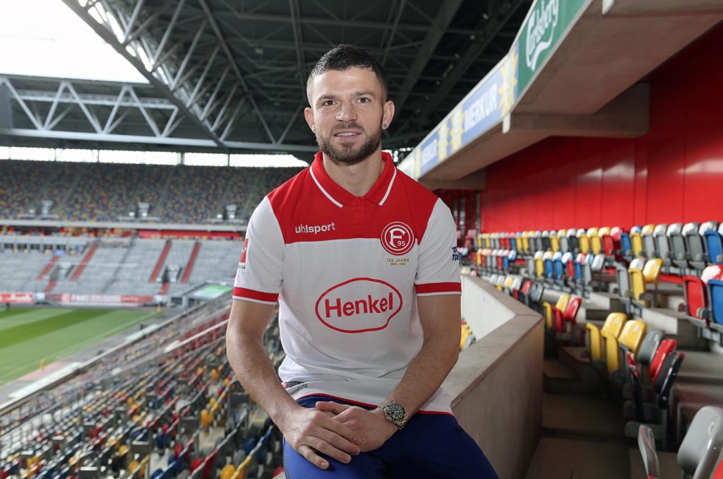 Valon Berisha, Source- Fortuna Düsseldorf