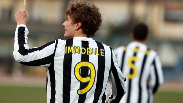 Ciro Immobile Playing for Juventus, Source- Sportskeeda