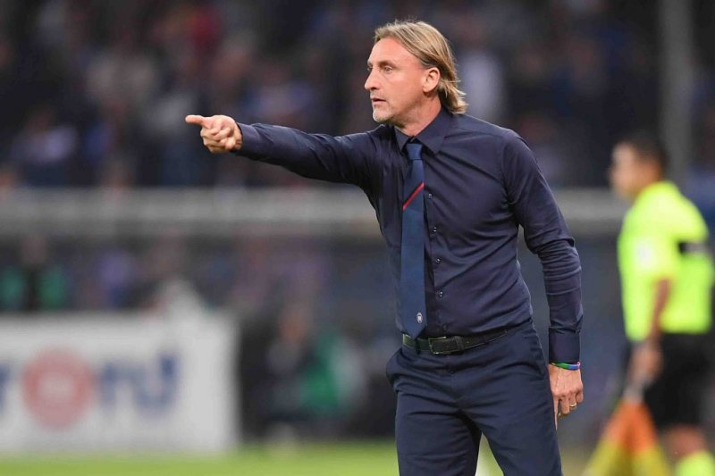 Davide Nicola, Source- Genoa CFC