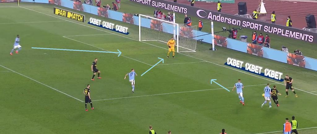 Inter's Daniele Padelli Under Pressure, Source - Premier Sports