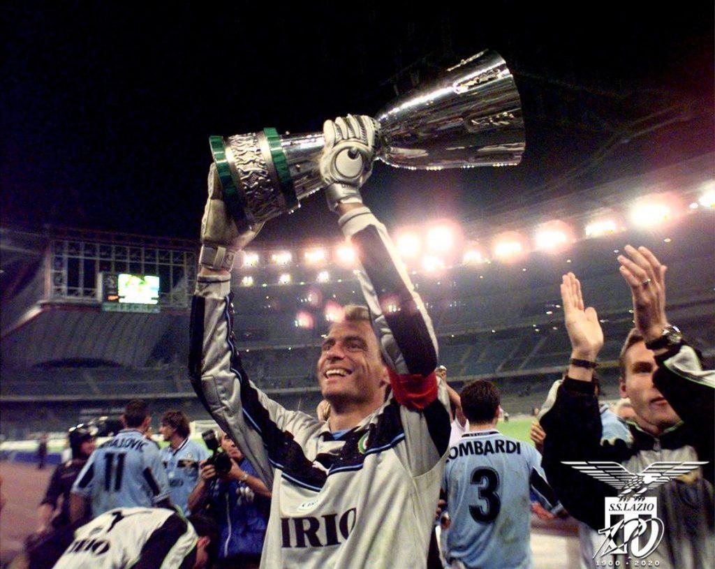 Luca Marchegiani, Source- Official S.S. Lazio