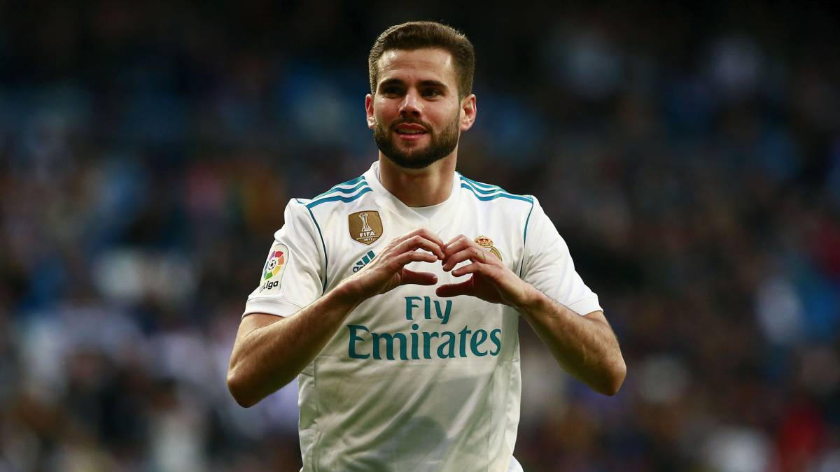 Nacho at Real Madrid - Source - AS
