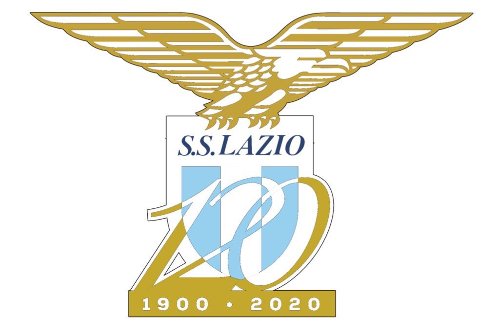 S.S. Lazio 120th Anniversary Badge, Source- Official S.S. Lazio